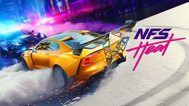 『Need for Speed Heat』評価・感想まとめ【PS4/XOne】