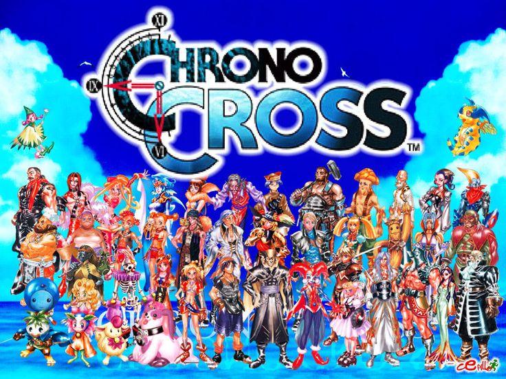 クロノトリガーは名作だがクロノクロスは駄作という風潮
