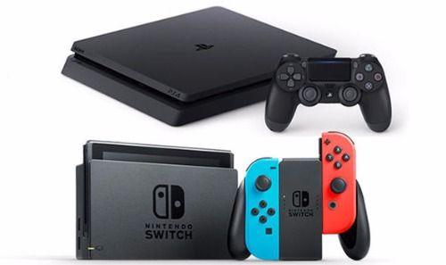 【朗報】『Switch VS PS4』戦争、とうとう決着が着いてしまう