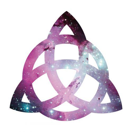 Amuleto Celtico Triquetra