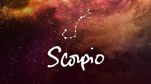 Costellazione Scorpione