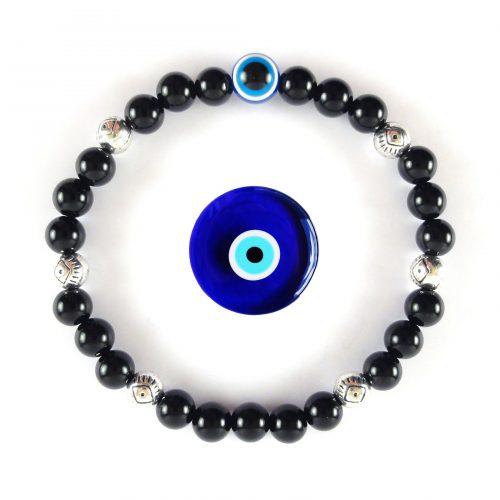 Bracciale con Occhio blu turco