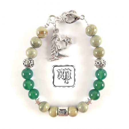 Bracciale zodiaco donna Vergine