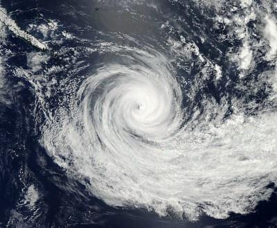 Spirale Fibonacci Ciclone