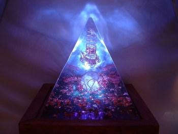 Piramide orgonica