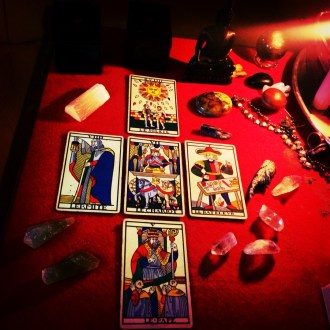 Storia della divinazione
