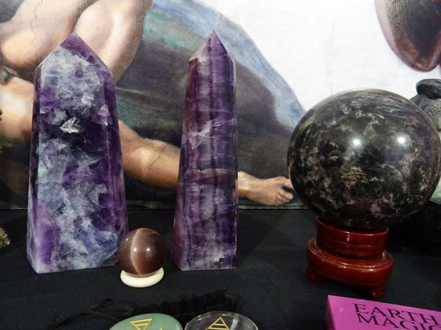 Obelischi Fluorite