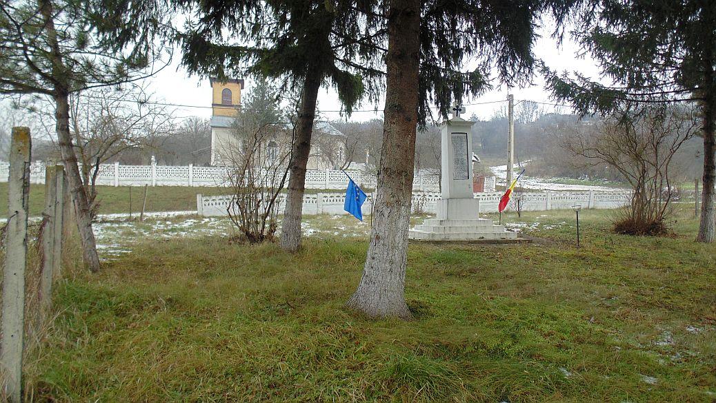 Istoricul comunei Geaca