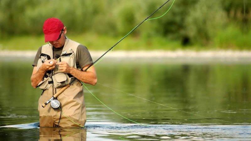Pescuit la Geaca