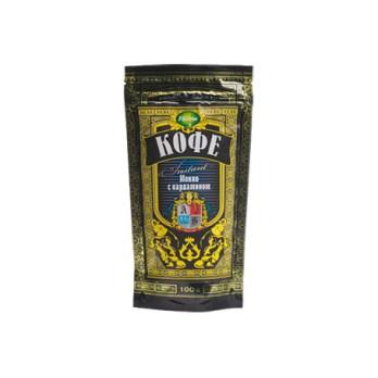 Кофе мокко растворимый высшего качества с кардамоном