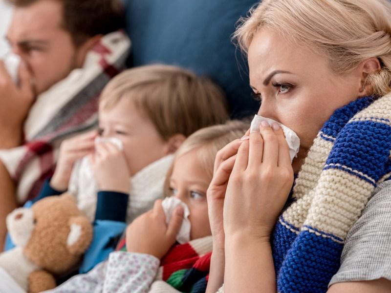 Как правильно действовать, если заболели ОРВИ