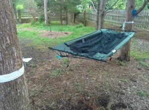 How To Setup A Lawson Blue Ridge Camping Hammock