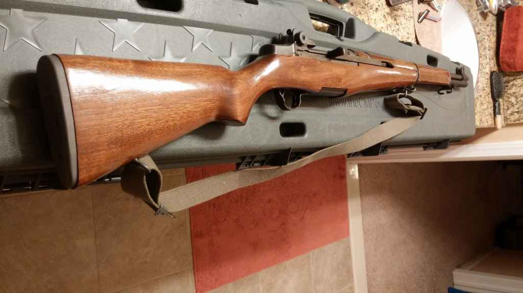 How Many Coats Of Tung Oil On Gun Stock