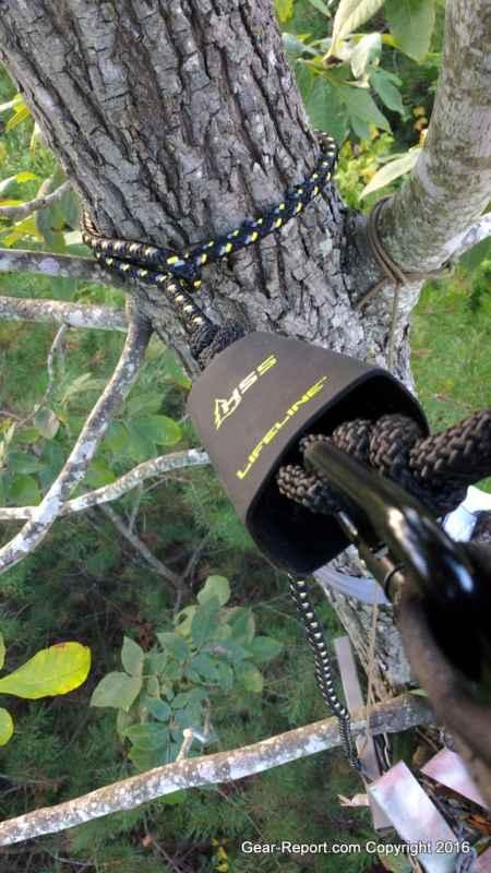 Hunter Safety System Reflective Lifeline System Review