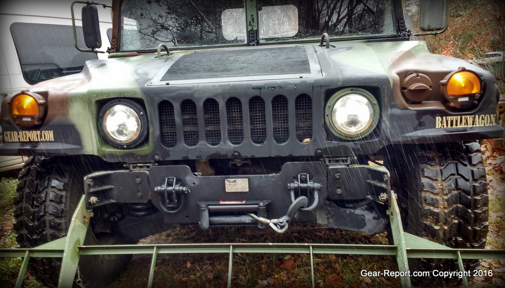 Humvee Or Military Vehicle Upgrade Hmmwv Led Headlights M35a2 Rhgearreport: Schematic Diagram Of The Hmmwv At Gmaili.net