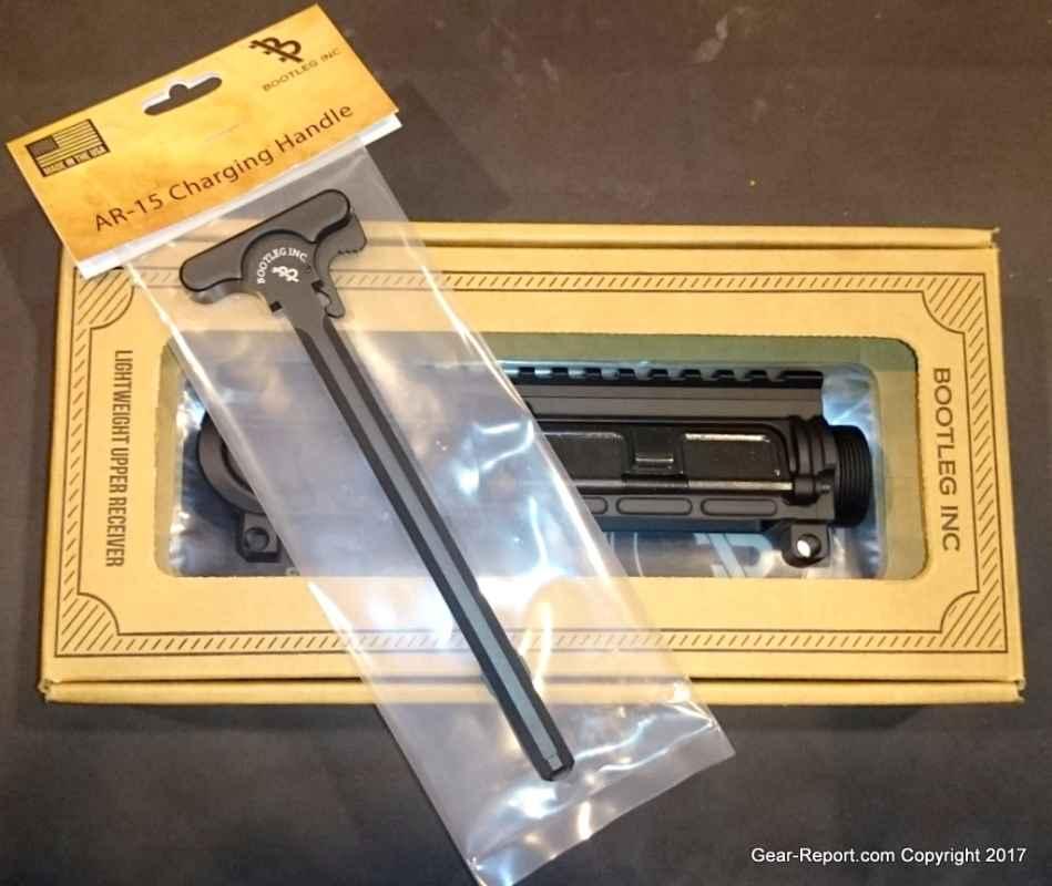 Bootleg Enhanced Lightweight AR-15 Upper Receiver Review