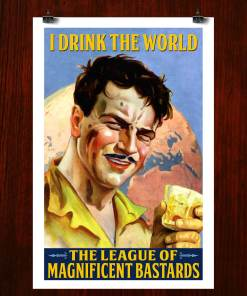 I Drink the World