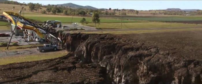 San Andreas Earthquake