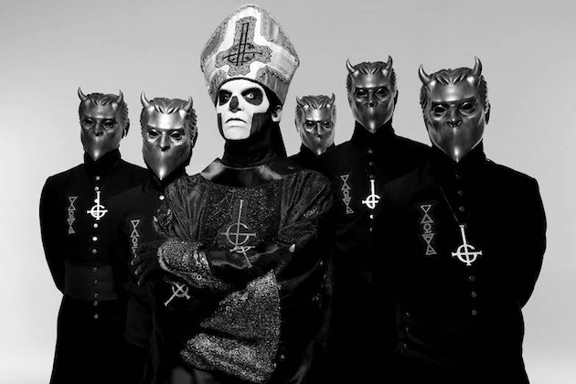 The Nicest Band in the World: Ghost?