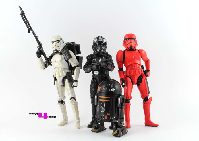 Star Wars Black Imperial Forces