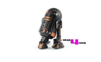 "Star Wars 6"" Black Series R2-Q5"