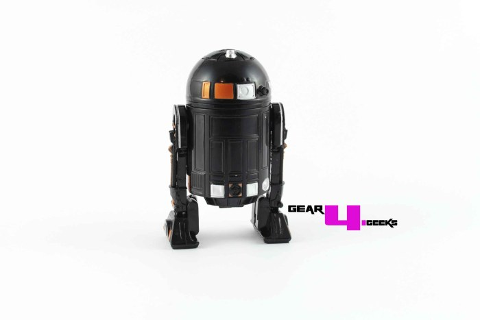 "Star Wars Black 6"" Series R2-Q5"