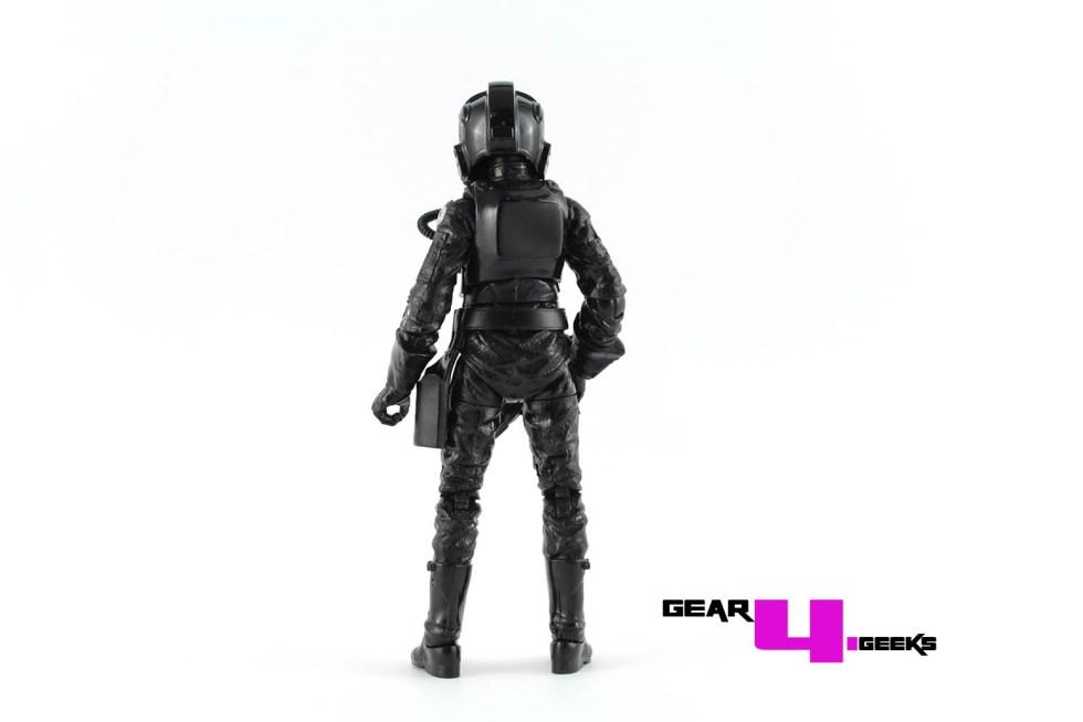 "Lieutenant Oxixo Star Wars Black Series 6"""