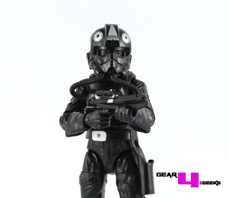 Lieutenant Oxixo Star Wars Black Series 6""