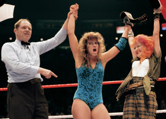 5 times wrestling got real 3 wendi richter v the spider