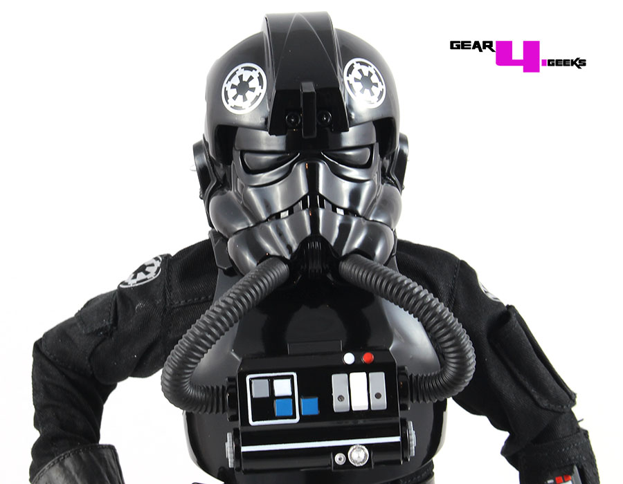 1/6 Star Wars Sideshow TIE Fighter Pilot Review