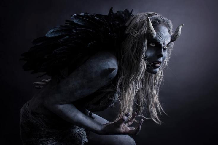 Onyxeia Gargoyle Cosplay