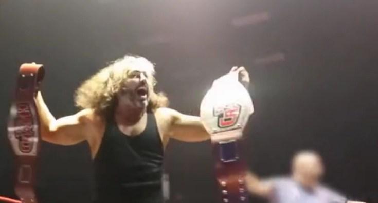 TNA blur referee