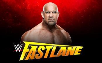 WWE Fastlane 2017 Results