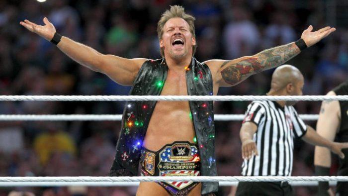 Chris Jericho Wrestlemania 33 XXXIII