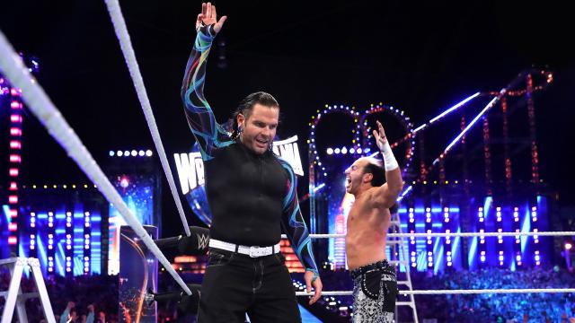 Hardy Boyz Wrestlemania 33 XXIII