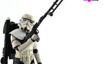 Star Wars Black Sandtrooper Sergeant