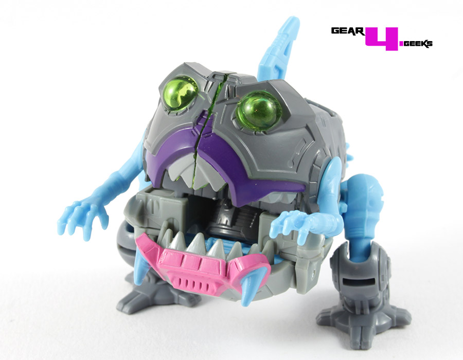 Transformers Titans Return Gnaw Review