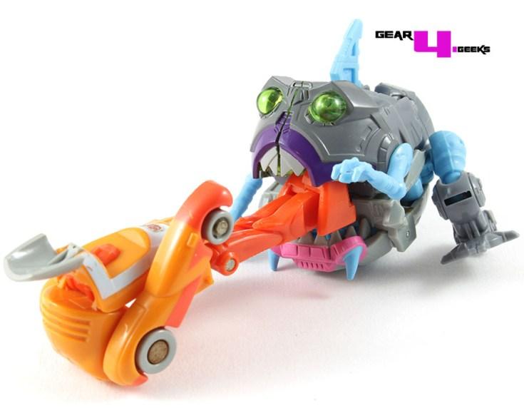 Transformers Titans Return Gnaw
