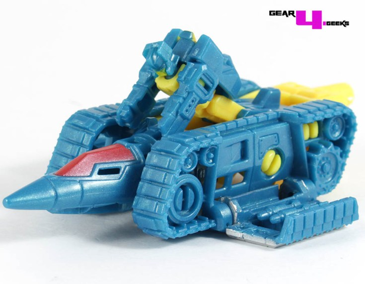 Transformers Titans Return Nightbeat Titan Master Review