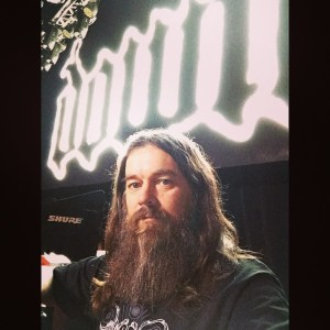 Chris Turner of Orange Goblin