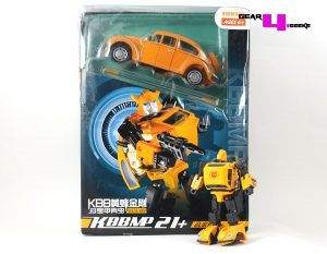 KBB Oversized Masterpiece Bumblebee MP-21 Review