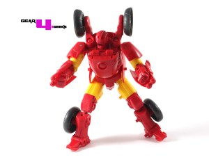 Transformers Crossovers Unproduced Iron Man