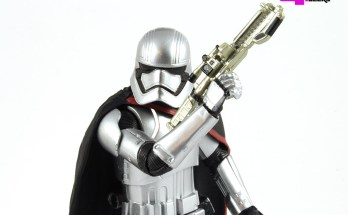 Star Wars Black Series Captain Phasma