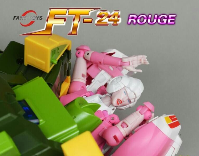 FansToys Rouge Prompts Fan Backlash
