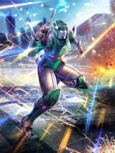 Power of the Primes artwork Moonracer