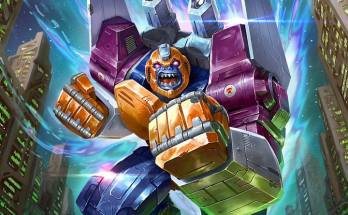 Power of the Primes artwork Optimus Primal