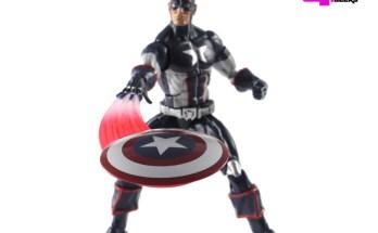 Marvel Legends Captain America Secret War