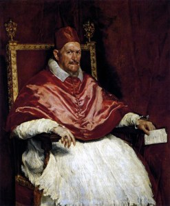 Pope Innocent X Prequelle Ghost