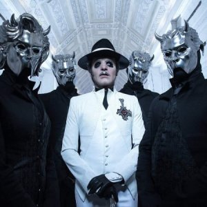Ghost Prequelle Cardinal Copia
