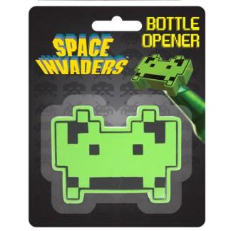 Space Invaders Bottle Opener retro geek gift